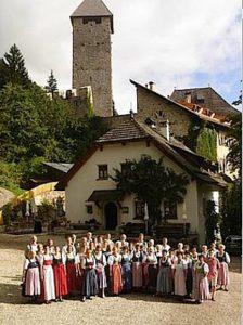 Singen und Wandern in Südtirol